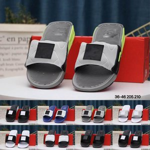 Summer 90s Slides For Men Fashion Camden Cushion Slipper Triple Black White Oreo Gym Red Kids Man Outdoor Beach Shoes Flat pantoufle Sandals