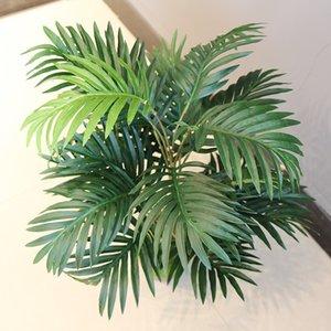 Grandes 70 cm artificial Phoenix árbol de bambú palma planta verde de los bonsais Plantas boda Home Office Shop Decor 1029