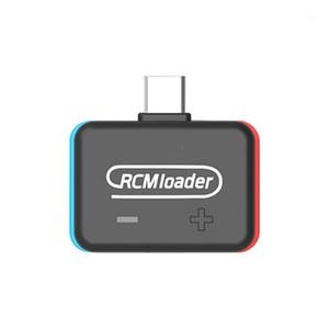 ترقية V5 RCM Loader One Doadload Bin Nojector الارسال للتبديل لمضيف الكمبيوتر استخدام U قرص اللعبة Save1
