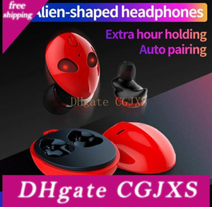 Alien Bluetooth 5 .0 Earphones Tws Wireless Headphones Blutooth Earphone Handsfree Headphone Sports Earbuds Gaming Headset Phone