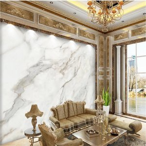 custom photo wallpaper modern wallpaper for living room Abstract atmospheric marble wallpapers background wall elegant