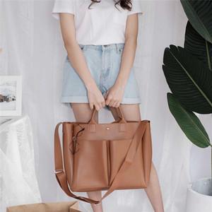 2021 новых модных сумки женщин на плечо большая емкость повседневная сумка старинные дамы скрещенные сумки внутренняя молния карманный