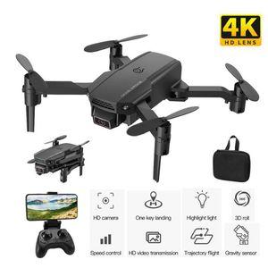 KF611 드론 4K HD 카메라 전문 항공 사진 헬리콥터 1080P HD 광각 카메라 무선 이미지 전송 어린이 선물