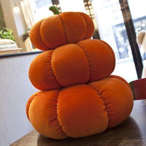 20s Pumpkin cushion baby learn to sit chair Christmas gift car children small sofa tatami plush toy with pillow 06