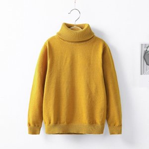 whloesale children Winter Sweaters Clothes Baby Girl Boy long sleeve Sweaters kids Turtleneck cotton Sweaters clothing 7088 07 201109