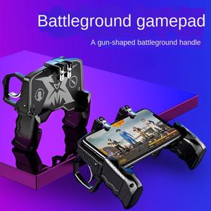 Cross-Border Hot K21 Jogo Handle Battleground Artefato Paz Elite Rápida Tiro botão auxiliar E-Sports Mobile Game
