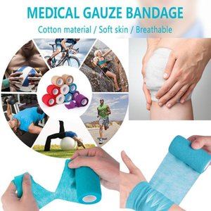 Kinesiology Tape Athletic Tape Sport Recovery Strapping Fitness Tennis Running Knee Muscle Protector Scissor#p3