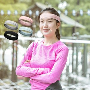 Sports Sweatband Yoga Hair Bands Head Sweat Bands Headband Sports Safety