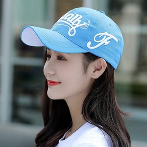 spring summer baseball Student Korean women's sun proof outdoor men's hip hop Cap