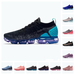 2019 Airs Sports Shoes for Mens 2.0 Running Shoes Sports Shoes Men's Women's Air Cushion Sneakers Designer Jogging Sports Practical 36-45