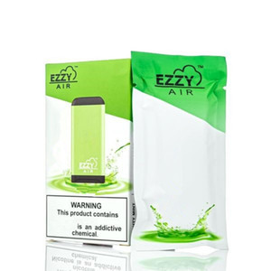 2020 Newest EZZY Air Disposable Device Starter Kit 550mah 2.7ml Capacity Empty Vape pod 500+ EZZY Air Vape Pen