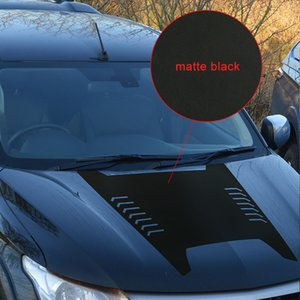 Car hood bonnet stripe graphic Vinyl sticker