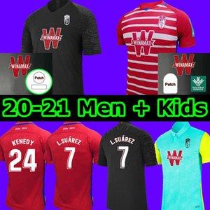 Футболки 2020 2021 Гранада 20 21 Гранада дома на выезде третья СОЛЬДАДО МАЧИС Эррера Антонио Пуэртас футбольные майки Мужчины + детская форма