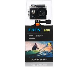 Original Eken H9 H9R 4K WIFI 1080P 2.0 LCD 170D Action-Kamera mit Fernbedienung wasserdichte Sport Sport-Kamera-DV-freies Verschiffen