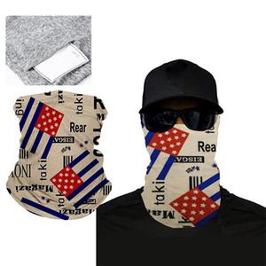 Cappellini da ciclismo Maschere con filtro PM2.5 Melt Bandana Bandana Bandana Sci Sci Sport Sport Turban Pesca Bib da equitazione Sciarpe