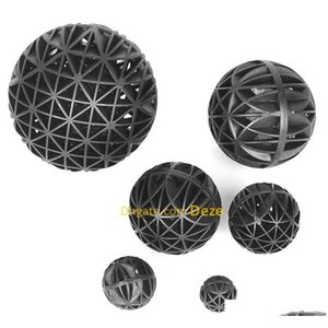 50pcs  lot 36 46 56 76mm Aquarium Biological Bio Balls Filter Media With Sponge For Fish Tank Koi Pond Fi qylZWh toys2010