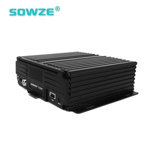 4ch 720P HDD Temel modül Mobil DVR MDVR
