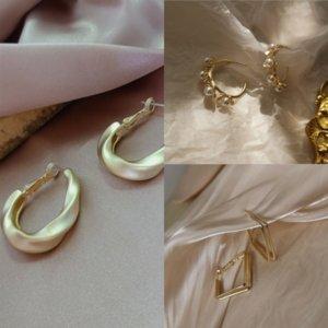 Hiw Stud Dreamcatcher orecchini orecchiniFashion per design preferito K oro placcato oro crostatore cristalli cz diamante con orecchini