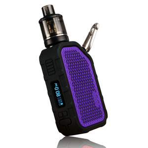 Wismec Active Mod Box with Amor NSE Atomizer, Top Filling,Bluetooth Speaker, Built-in Battery 2100 mAh, 510 Thread