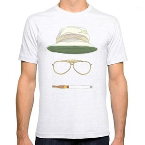 Summer Tops Tees T Shirt Top O-Neck Short-Sleeve Mens Movie Icons: Fear And Loathing In Las Vegas T Shirt1