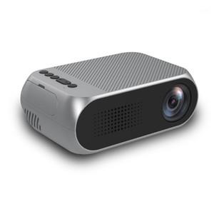 Главная Театральная система 2021 Модель HD Светодиодный проектор 4K 1080P Мини-лампа WiFi Star1