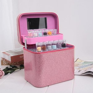 126 Bottles Diamond Painting Storage Box Beads -Proof and Wear-Resistant Anti-Friction Cross Stitch Jewelry Container