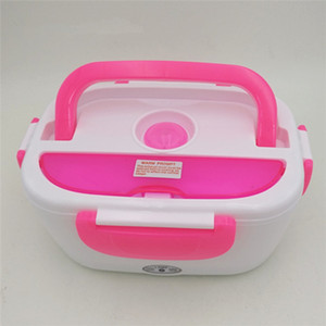 Portable Electricity Saving Heat Preservation PTC Electric Heating Lunch Box Bento Food Container Warmer Holder Hot