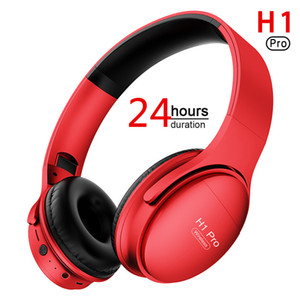 H1 Pro headset wireless bluetooth headset sports running long battery life card gaming headset headphone