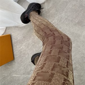 Кубический Классический Буквенные Мода колготки Яркие шелковые колготки с Box Сияющий платье сапоги колготки Warmer жесткие чулки для подарков