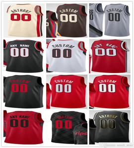 2020 Basketball Profil Pick Jerseys Robert 33 Covington CJ Elleby Damian 0 Lillard CJ 3 McCollum Hassan 21 Whiteside Carmelo 00 Anthony