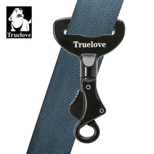 TrueLove Pet All Car Seat Belt Safety Buckle with Collar or Harness High-quality Lightweight Aluminium Alloy Portable TLM1991 1020