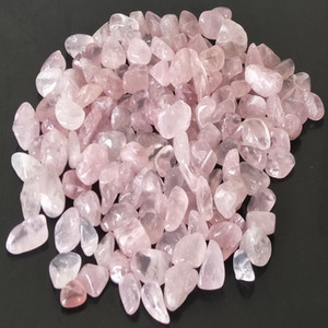 300g Natural Rose Quartz Crystal Rock Mineral Specimen Healing Can Be Used For Aquarium Stone Home Decoration Crafts