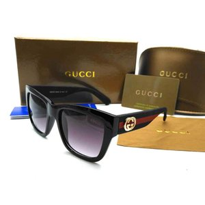 New Classic Womans Sunglasses Fashion Brand glasses UV400 Mens Sun glasses Brand Designer Sunglasses Luxury glasses with Box glitter2009 C67