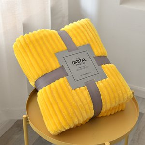 Новый мягкий теплый коралловый флис бросить одеяло для кровати зимний лист диван одеяло белый портативный автомобиль путешествия одеяло дропшиппинг