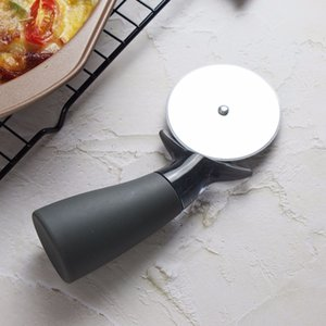 Pizza Cutter Wheel Quality Stainless Steel Pizza Cutter Super Sharp Pizza Slicer with Non Slip Handle Easy to Clean