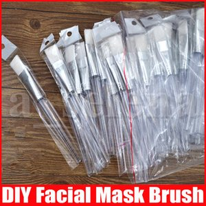 Facial Mask Brush Women Lady Girl Face Mask Mud Mixing Skin Care Beauty Makeup Brushes Soft Face Eyes Makeup Cosmetic Tools