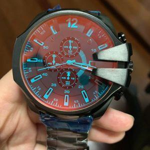 2019 super qualidade esportes relógio mens relógio de pulso dz4329 dz4308 dz4309 dz4318 dz4323 dz4360 dz4500 dz4485 dz4328 dz4466