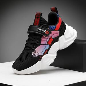 KJEDGB 2020 enfants Mesh Casual sport garçons respirant léger Transformateurs Chaussures de course de soutien Dropshipping