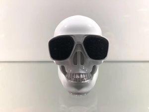 Coly Petit Skull Sans fil Bluetooth Haut-Parleur Dessin animé Skull Collier Mini-Parleur Cadeau Subwoofer Qualité sonore Portable USB1