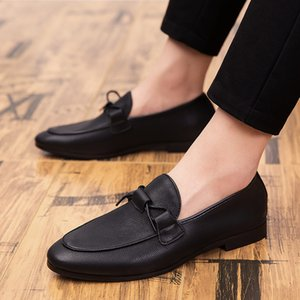 Men Loafers shoes slip on Luxury Comfort breathable Men Dress Shoes ooutdoor Men's Flats Casual party Shoes For Man