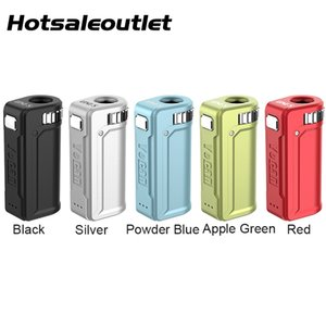 Yocan UNI S Box Mod Built-in 400mAh Battery Adjustable Diameter for All Kinds of Atomizers 100% Original