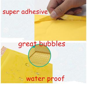 Bubble poly 9x13cm Envelope 300pc bubble kraft mailer bubble Shipping Envelope Postal Bags Shipping Bags kraft paper wat