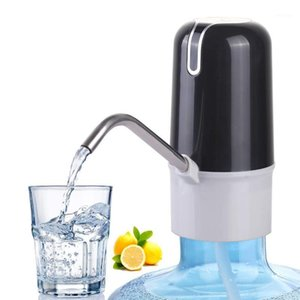 DC4.5V 5W USB Pompa elettrica ricaricabile per acqua elettrica portatile Bottiglia di bevanda automatica Acqua 3-5 Gallon Pompa Distributore per Home Office1