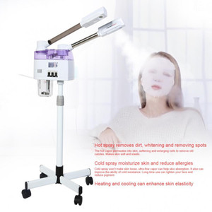 2020 Steamer for Face Hot and Cold Spray Machine Facial Steamer Home Spa Ozone Steaming Ion Sparyer Skin Beauty Spa Facial
