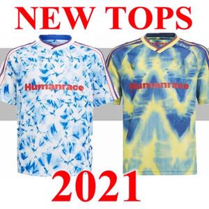 nuova razza umana 2020 2021 Fernandes manchester greeenwood Pogba uniti pullover di calcio 20 21 marziale rashford 2020 Divisa
