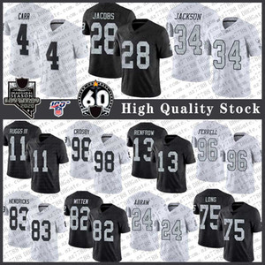 28 Josh Jacobs 라스베가스 4 Derek Carr Oakland.