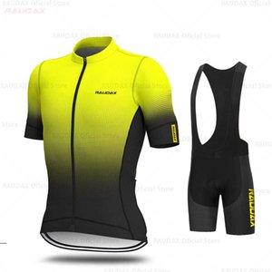 2020 Raudax велоспорта SetRaphaful задействуя одежда MTB Биб шорты велосипед Джерси Триатлон Ropa Ciclismo Gobikeful