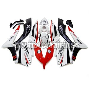 Fairings for 2015 Yamaha TMAX530 2016 Motorcycle Bodywork T-MAX 530 15 16 ABS Plastic Injection Body Kits - White Red Black