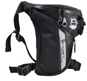Motorcycle riding leg bag locomotive outdoor convenient tactical multifunctional sports knight waist bag