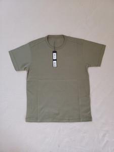 cheap HOT sale 11 colors 20SS 19FW 24113 MERCERISED COTTON T-SHIRT TOPSTONEY mercerized cotton T-shirt Size: S-3XL
